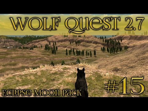 Exploring Lost River!! 🐺 Wolf Quest 2.7 - Episode #15