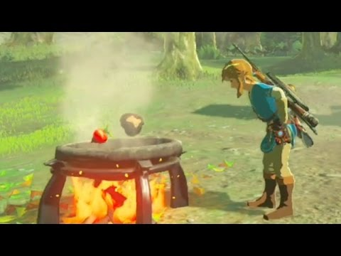 Link's Cooking Show: Breath of the Herbs & Spices