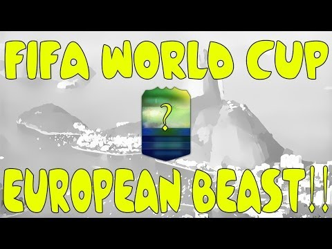 Amazing European Beast - Fifa 14 Ultimate team World Cup