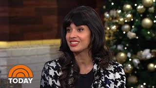 Jameela Jamil Shares Story Behind What Led To Her 'Good Place' Role | TODAY