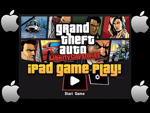Grand Theft Auto Liberty City Gameplay on iPad iPhone iPod iOS. Learn How To Get This App For FREE!