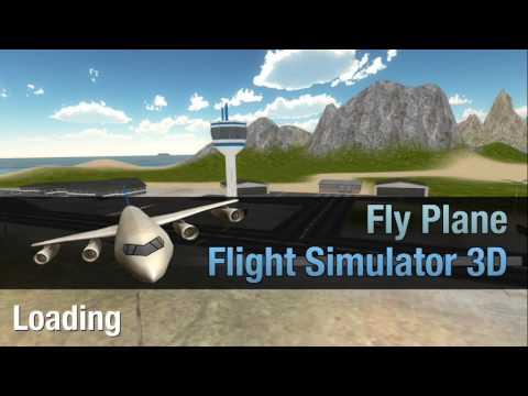 Fly Plane Flight Simulator 3D- #1