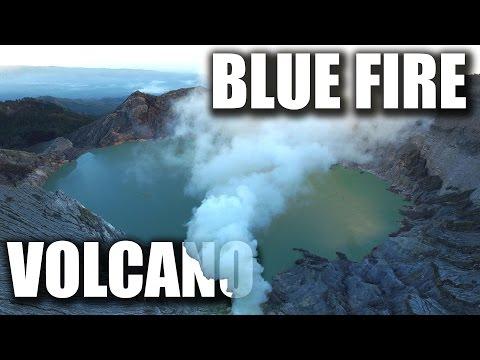 Mount Ijen Tour zum blauen Feuer von Bali nach Java - Kawah Ijen   VLOG #109