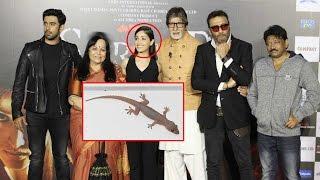 Yami Gautam Had To Crawl Over LIZARDS for Sarkar 3