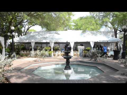 Wedding Tent Rental Tampa -Ybor City Museum - Fiesta Solutions