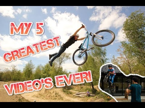 MY 5 GREATEST VIDEO'S EVER!