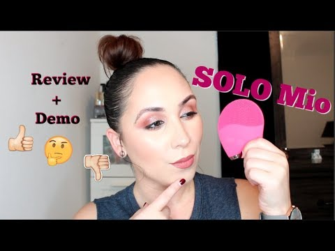 SOLO MIO BEST FACE CLEANSER??!! (REVIEW + DEMO) | PROS & CONS