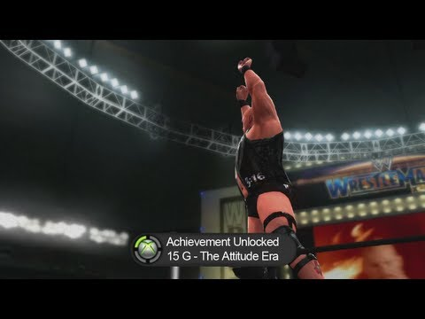 WWE 2K14 30 YEARS OF WRESTLEMANIA - HOW IT WORKS (LEAKED ACHIEVEMENTS)