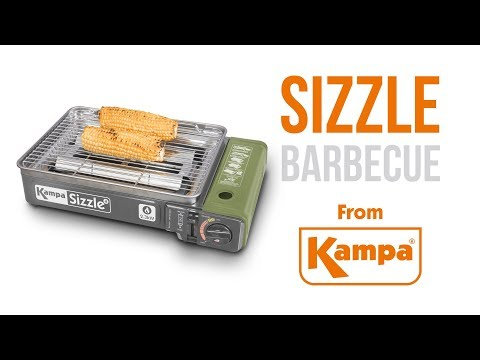 Kampa | Sizzle Barbecue | Product Overview
