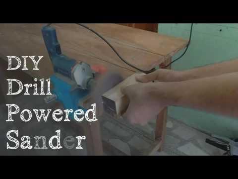 DIY Sander| How to make Sander