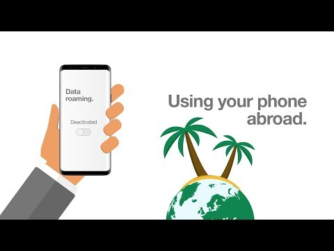 Using your phone abroad | Voicemail abroad | International roaming | Support on Three (2018)