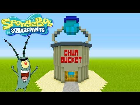 Minecraft Tutorial: How To Make The Chum Bucket