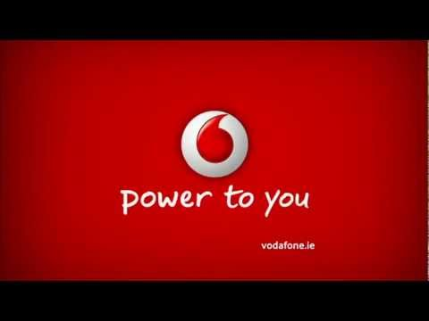 Vodafone PAYG €20 Smartphone Top Up 2013