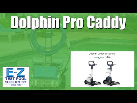 How To Assemble A Maytronics 9996098 ASSY Dolphin Robotic Pro Caddy