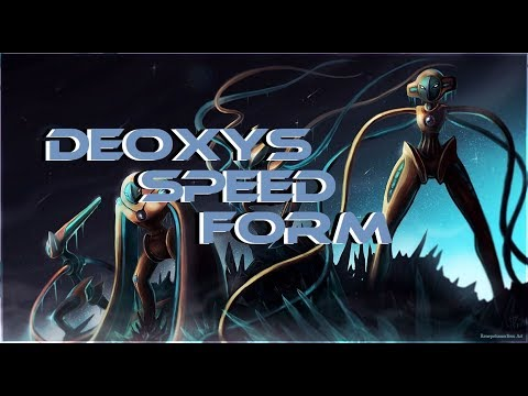 DEOXYS - SPEED FORM | FANTASY TRAINER / POKELAND LEGENDS