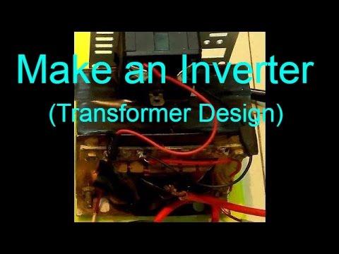 Make inverter at home Part 1