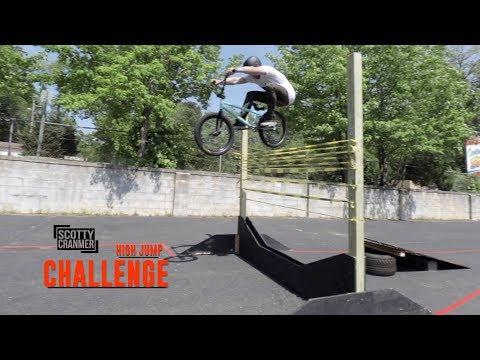 HIGH JUMP CHALLENGE!