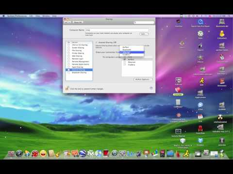 How to Get wifi without a router (mac only) [HD]