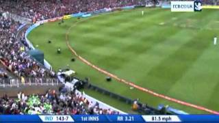 England vs India 3rd Test Day 1 Highlights - Edgbaston 10th August 2011 [HQ]
