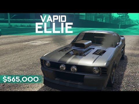 LEGENDARY MOVIE CAR - Grand Theft Auto 5 Multiplayer