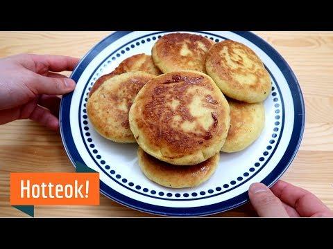 Korean Dessert: How to make Hotteok