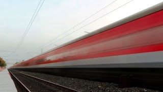 INDIAN RAILWAYS Need For Speed : TOP 20 Premium High Speed Actions