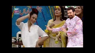 Dance Competition in today's Salam Zindagi
