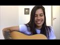 Ana Gabriela - Mesmo Sem Estar (cover) Luan Santana ft Sandy