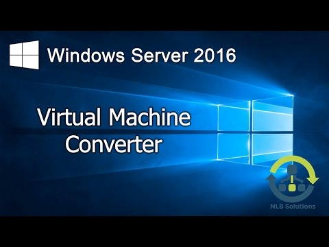 How to convert VMware VM to Hyper-V VM (Step by Step guide)