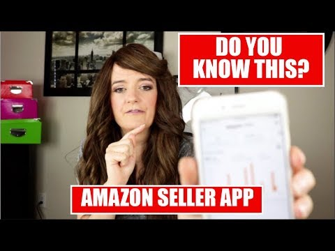 Amazon FBA 2018 For Beginners | How to Use The Amazon App | Complete Step by Step Tutorial