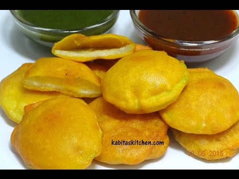 Lauki ka Pakora Recipe-Crispy Bottle Gourd Fritters-Easy and Quick Ghiya Pakoda