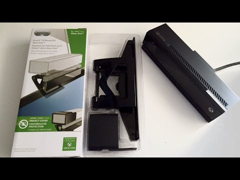 Unboxing/Review: PDP TV Mount For The Xbox One Kinect