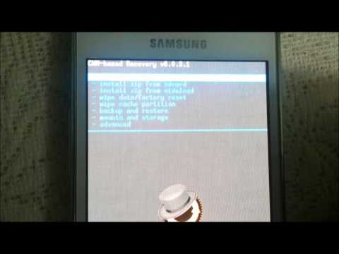 How to update CWM Recovery for Samsung Galaxy S2 (GT I9100 & I9100G)