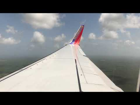 Southwest Landing in PUJ from ATL