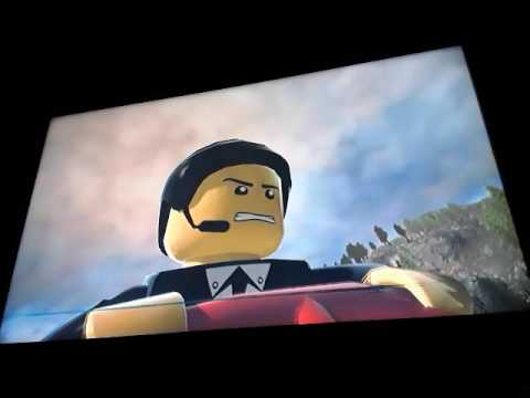 LEGO CITY UNDERCOVER COMMENT ALLER À LADY LIBERTY ISLAND