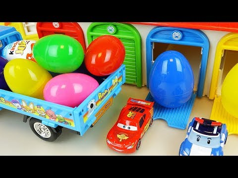 Xxx Mp4 Truck Car Toy Surprise Eggs And Cars And Robocar Poli Toys Play 3gp Sex