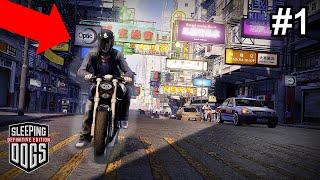 GANGS OF HONG KONG - Open World Game Like GTA 5 Episode #1 | Sleeping Dogs Remastered