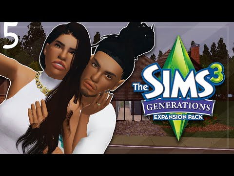 Let's Play: The Sims 3 - Generations - Part 5 | Leisure Day