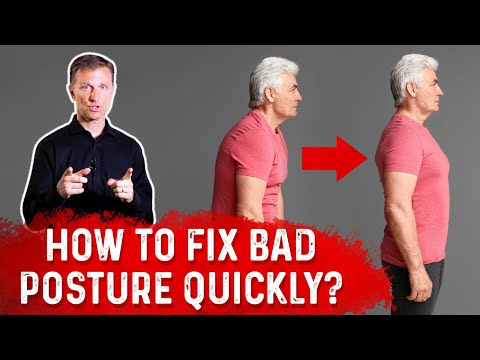 How to Fix Bad Posture Quickly