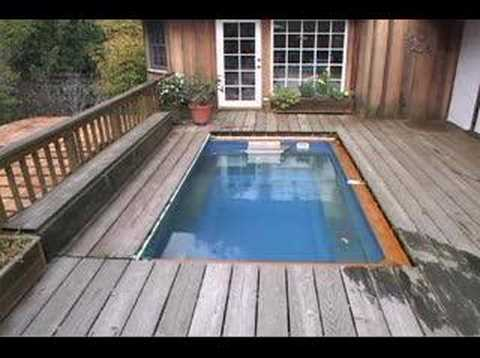 Endless Pools Installation Options