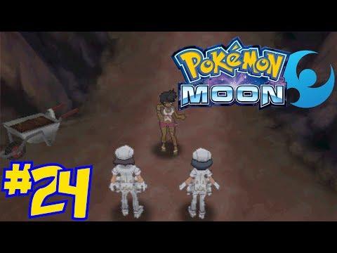 Pokémon Moon Episode 24 - Diglett's Tunnel