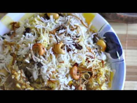 Malabar Mutton Biriyani || മട്ടന് ബിരിയാണി | Recipes With Shana Ep#6