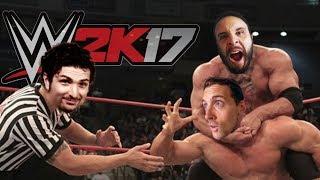THE HEBREW HEEL - WWE 2k17 Gameplay with Joel