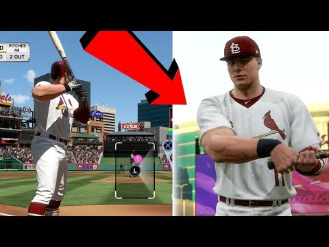 Would A Player With 128 POWER Hit A Home Run EVERYTIME! MLB The Show 17