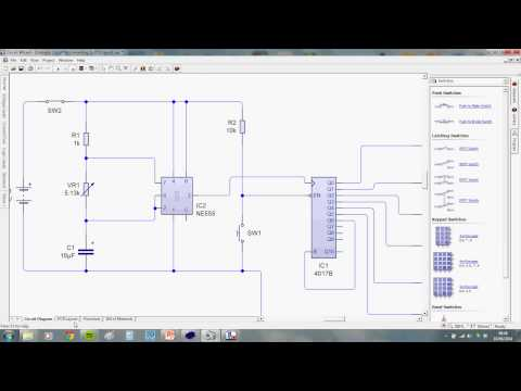 How to make a PCB from a diagram
