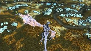 skyrim 006 - How to ride dragons, spiders and cows - monster