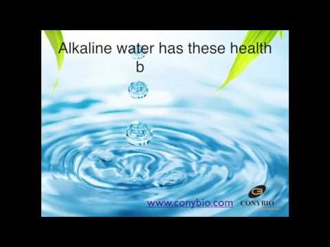 Keep Your Body in Alkaline State - Use Conybio Bio Ball