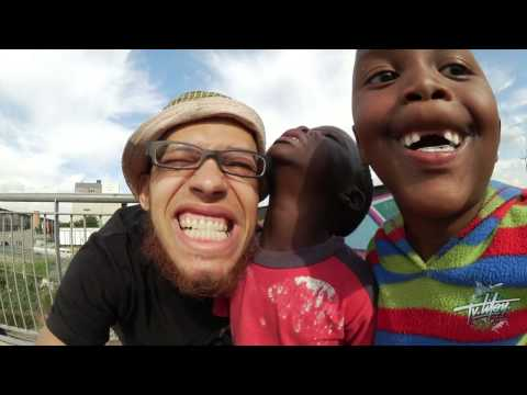 LILOU in SOWETO  (african inspiration)