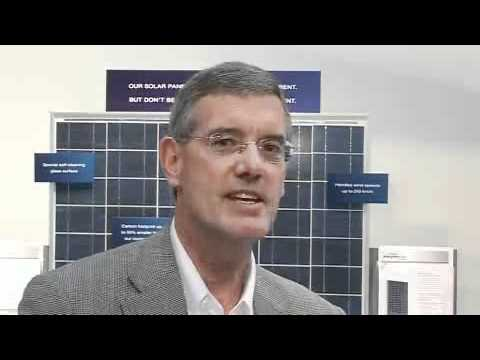 Unlocking string ribbon technology with Richard Feldt, CEO of Evergreen Solar