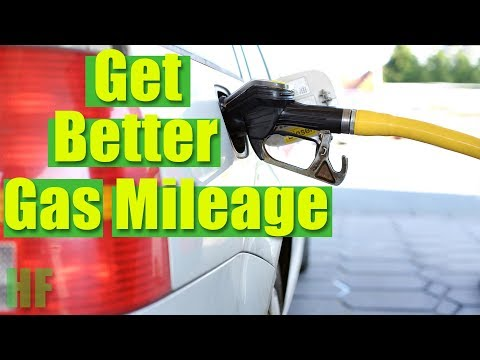 How to Get Better Better Gas Mileage